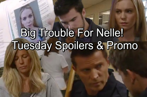General Hospital Spoilers: Tuesday, June 19 – Nelle Haunted by the Past, Chase's Threat Grows Stronger – Carly Draws Suspicion