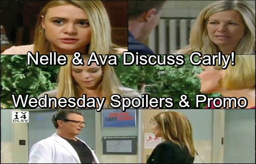 General Hospital Spoilers: Wednesday, June 20 – Michael Blasts Chase – Bensch Turns to Alexis – Jason's Fate Decided
