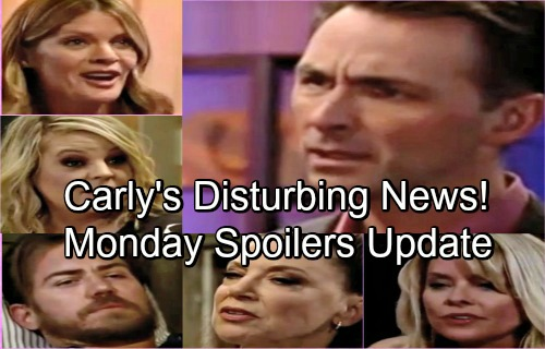 General Hospital Spoilers: Monday, June 25 Update – Peter Ready To Die – Carly Gets Disturbing News – Felicia Steps Up