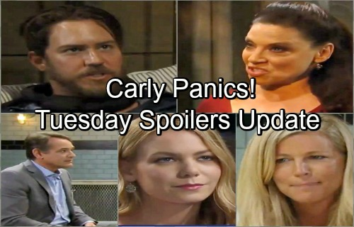 General Hospital Spoilers: Tuesday, July 10 Update – Dr. O's Raging Meltdown – Chase Rattles Nelle – Carly Fears For Michael
