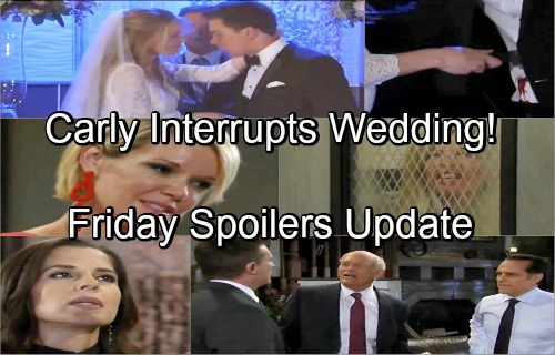 General Hospital Spoilers: Friday, July 13 Update – Nelle's Violent Revenge – Carly Wrecks the Wedding – Lulu Predicts Disaster