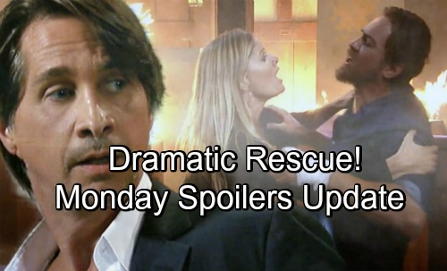 General Hospital Spoilers: Monday, July 23 Update – Peter's Rescue Brings Relief for Maxie – Margaux's Mysterious Mission