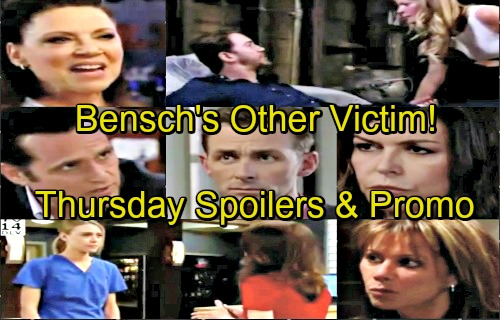 General Hospital Spoilers: Thursday, June 21 – Nina's Deadly Desires – Dr. O Threatens Anna – Bensch's Other Victim
