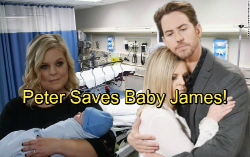 General Hospital Spoilers: Peter Saves Baby James' Life – Julian and Danny's Shocking Story Revisited