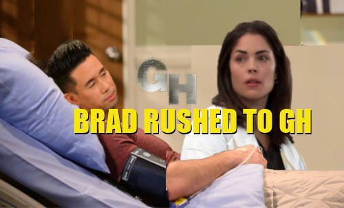 General Hospital Spoilers: Brad Rushed to GH, Britt's Shocking Blast-from-the-Past Patient – Medical Crisis Nightmare for Lucas' Ex