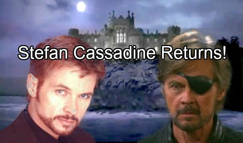 General Hospital Spoilers: Stephen Nichols Back as Stefan Cassadine – Days of Our Lives' Loss Is GH's Gain?