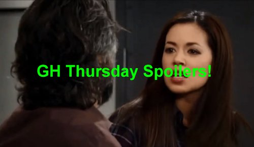General Hospital (GH) Spoilers: Anna Hunts Carlos – Sabrina Plots Baby Scheme – Paul Threatens Ava – Monica and Tracy Battle