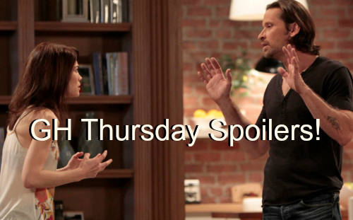 'General Hospital' Spoilers: Ava's Horrifying Action - JaSam Launch Rescue – Liz Reels from Steamy Franco Kiss
