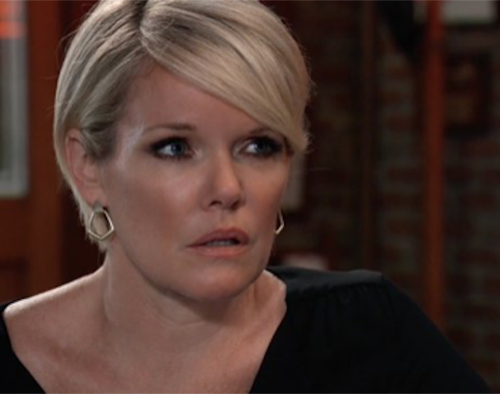General Hospital Spoilers: Ava's Portrait Shows Pre-Surgery Burn Scars - Spencer Responsible For Painting Switch?