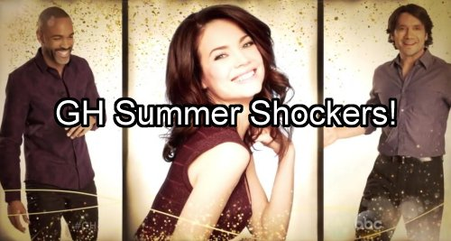 'General Hospital' Spoilers: Summer Shockers - Hayden-Liz Sister Swap - Jake Remembers - GH Serial Killer Reveal
