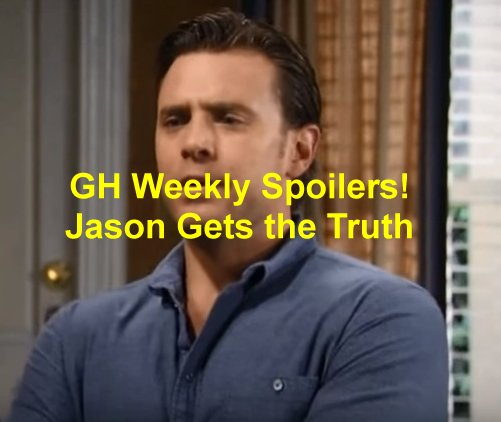 General Hospital (GH) Spoilers: Liz Comes Clean to Furious Jason – Robin in Peril – Johnny Back, Plotting with Lulu
