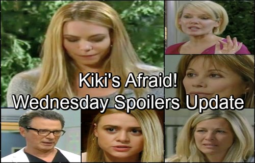 General Hospital Spoilers: Wednesday, June 20 Update – Jason Gets a Warning – Ava and Nelle Talk Carly – Chase on the Hot Seat