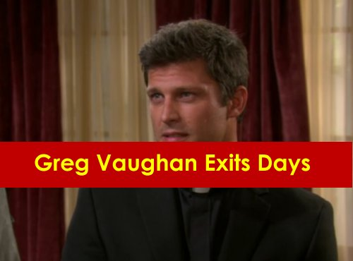Days of Our Lives (DOOL) Spoilers: Greg Vaughan Quits DOOL - Eric Brady Leaving Salem