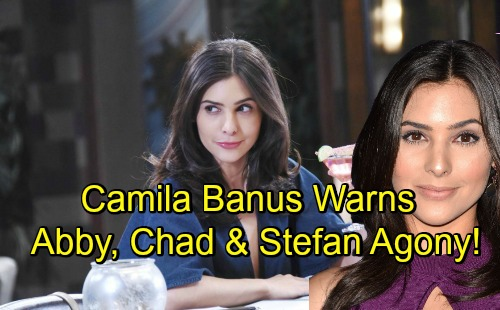 Days of Our Lives Spoilers: Camila Banus Dishes on Gabi's Brutal Revenge – More Agony Ahead for Abigail, Stefan and Chad