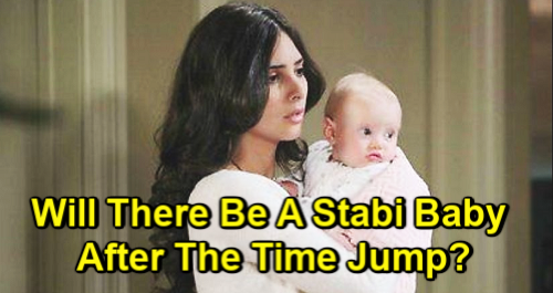 Days of Our Lives Spoilers: Could Gabi Be Pregnant With Stefan's Baby - Stabi Baby After Time Jump?