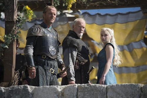 "Game Of Thrones LIVE RECAP 4/27/14: Season 4 Episode 4 ""Oathkeeper"""