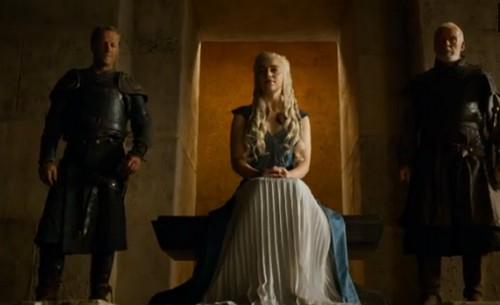 "Game Of Thrones LIVE RECAP: Season 4 Episode 6 ""The Laws of God and Men"" 5/11/14"
