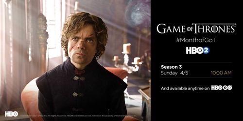 "Game Of Thrones Recap 4/12/15: Season 5 Episode 1 Premiere ""The Wars to Come"""