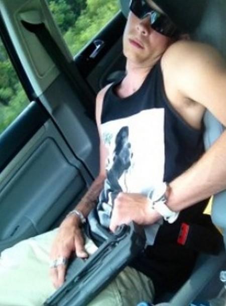 Teen Mom Gary Head Brings His Gun Everywhere!