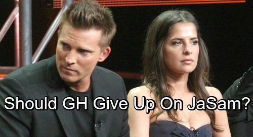 General Hospital Spoilers: Fresh Start for Sam – Should GH Give Up on JaSam and Let Another Love Story Bloom?