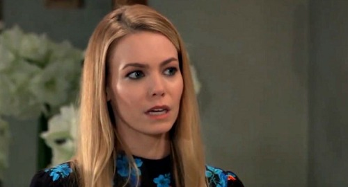 General Hospital Spoilers: Nelle Collapses, Hospital Crisis After Nina Revealed as Mom – Nina's Maternal Instincts Kick In Fast?