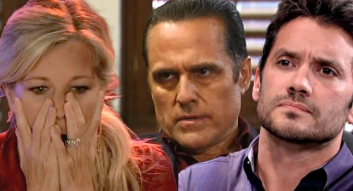 General Hospital Spoilers: Sonny Abandons Pregnant Carly to Find Dante – Rescue Mission Brings Disaster