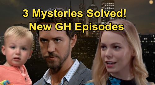 General Hospital Spoilers: 3 Mysteries Solved on New GH Episodes – Answers About Wiley's Fate, Peter's Big Blunder and More