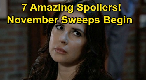 General Hospital Spoilers: 7 Amazing November Sweeps Shockers – What Fans Can Expect as Drama Heats Up in Port Charles