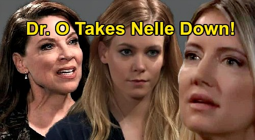 General Hospital Spoilers: Aunt Liesl Comes Back to Haunt Nelle - Demands Wiley's Mom Get Out of Nina's Life?