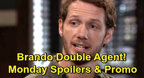 General Hospital Spoilers Update Monday, October 5: Brando Double Agent - Dev Crushed – Ryan Drops Blackmail Bomb on Ava & Julian