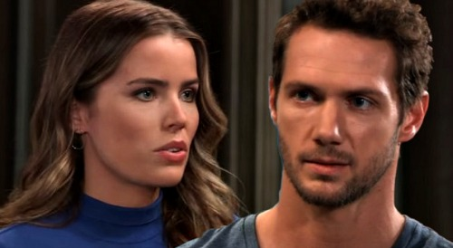 General Hospital Spoilers: Brando & Sasha Make Surprising and Steamy Match – New Love Story Brings Michael's Jealousy?
