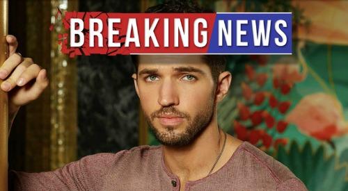 General Hospital Spoilers: Breaking News - Bryan Craig Announces Return to Soaps