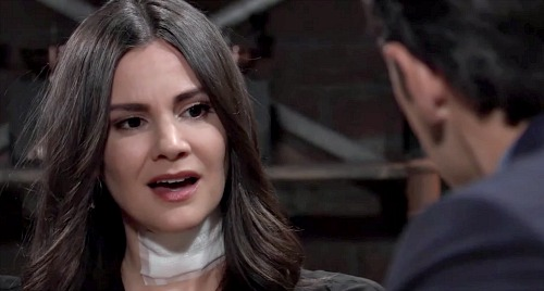 General Hospital Spoilers: Brook Lynn & Chase Sizzle in the Bedroom – Sparks Fly After BLQ Moves In, Roomie Becomes Boyfriend?