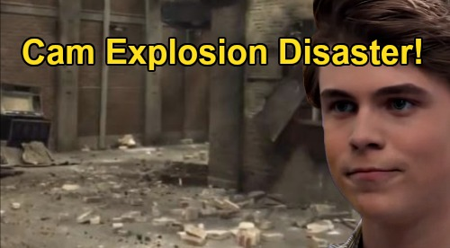 General Hospital Spoilers: Cameron Badly Injured In Explosion Disaster – Josslyn Shares True Feelings During Medical Crisis?