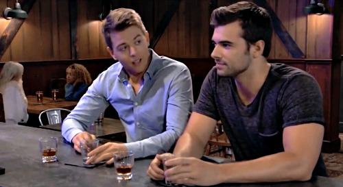 General Hospital Spoilers: Can Michael and Chase's Friendship Be Saved – Bring Back the Bromance After Fake Cheating Reveal?