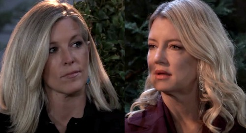 General Hospital Spoilers: Carly's Nelle Secret Is Cruel, Nina Robbed of Wiley Bond – Grandma Being Hypocritical and Selfish?