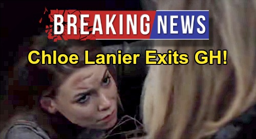 General Hospital Spoilers: Chloe Lanier Exits GH – Nelle Benson Departure Confirmed