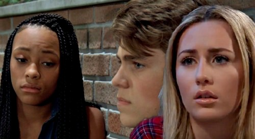 General Hospital Spoilers: Confused Cameron Can't Decide - Trina or Josslyn, Who Does He Belong With?