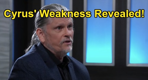 General Hospital Spoilers: Cyrus' Hidden Weakness Revealed – Who's the Achilles' Heel Curtis Discovered?
