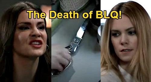 General Hospital Spoilers: Death of BLQ, Nelle Kills Brook Lynn's Singing Career – Throat Slashing Destroys Dreams Forever?