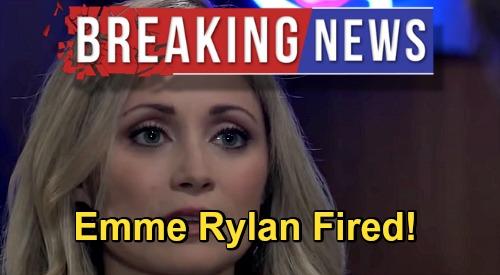 General Hospital Spoilers: Emme Rylan Fired, Lulu Spencer Exit Shocker – More GH Casting Cuts Ahead