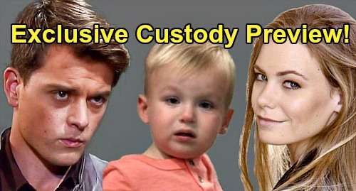 General Hospital Spoilers: Exclusive Wiley Custody War Preview – 6 Courtroom Shockers Before GH Runs Out of New Episodes