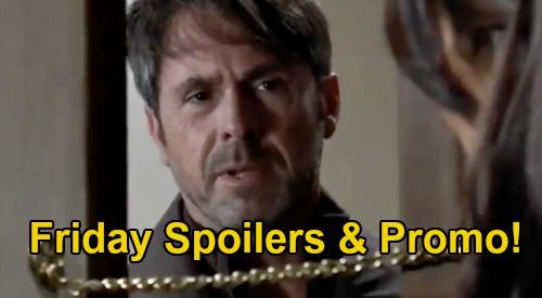 General Hospital Spoilers: Friday, December 11 – Julian Seeks Dr. Kim Nero's Help – Jason Blames Himself – Tracy's Job Offer
