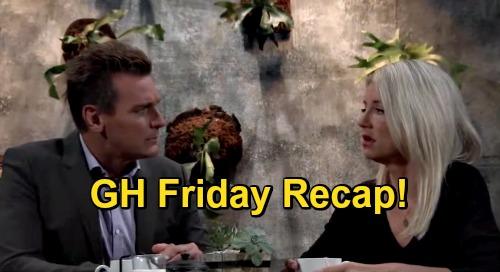 General Hospital Spoilers: Friday, December 4 Recap - Ava & Nik Profess Love - Britt Schools Lucas - Jax's Horrible Lie