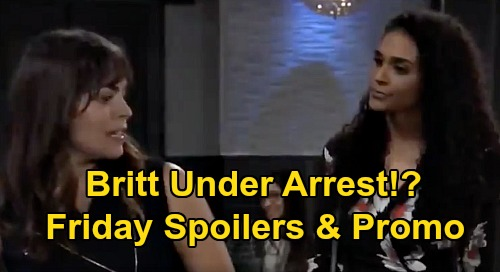 General Hospital Spoilers: Friday, October 23 – Ryan's Ominous Postcard – Cyrus' New Julian Offer – Carly's Cruelty Enrages Nina
