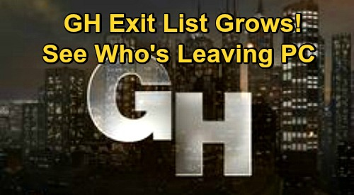 General Hospital Spoilers: GH Exit List Grows – See Who's Supposed to Be Leaving Port Charles?