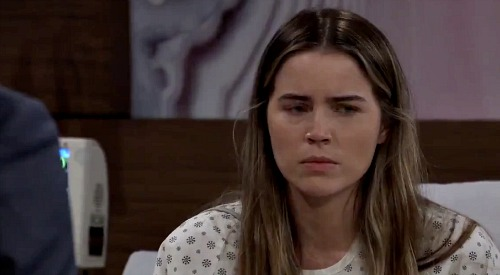General Hospital Spoilers: GH Preview Shocker – Sasha's Memory Loss After Heart Attack & Drug Drama – Wakes Up to Huge News