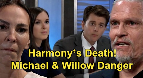 General Hospital Spoilers: Harmony's Death Kicks Off Cyrus Terror – Danger Explodes for Newlyweds Michael & Willow?