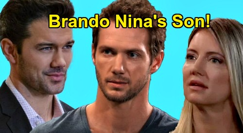 General Hospital Spoilers: Is Brando Nina's Long-Lost Son – Rugged and Steady Like Nathan, Strong Family Resemblance?