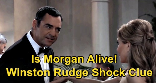General Hospital Spoilers: Is Morgan Corinthos Alive Like Holly – Winston Rudge Clue Sets Up Survival of Sonny & Carly's Son?